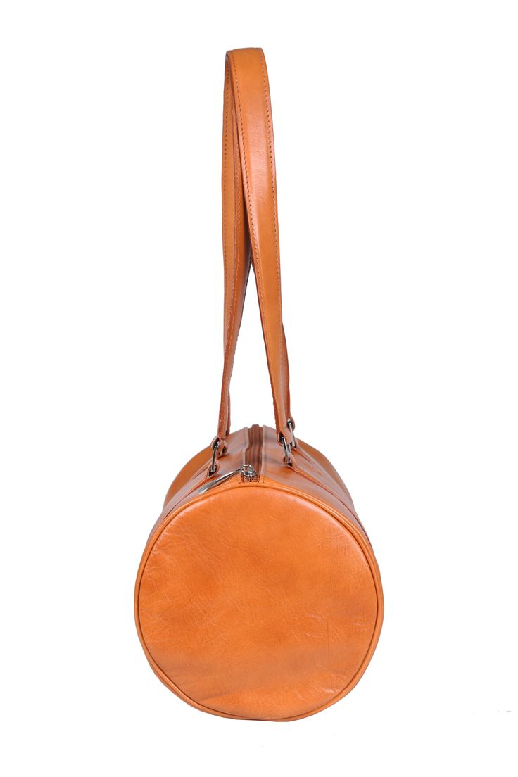 Side #honey #cylinderhandbags #barrel #barrelbag www.marhandbags.pl