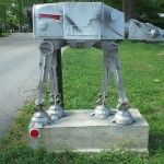 At-at Cool Mailboxes For Sale With Beautiful Cool Painted Mailboxes With Flower Oil Painting Design