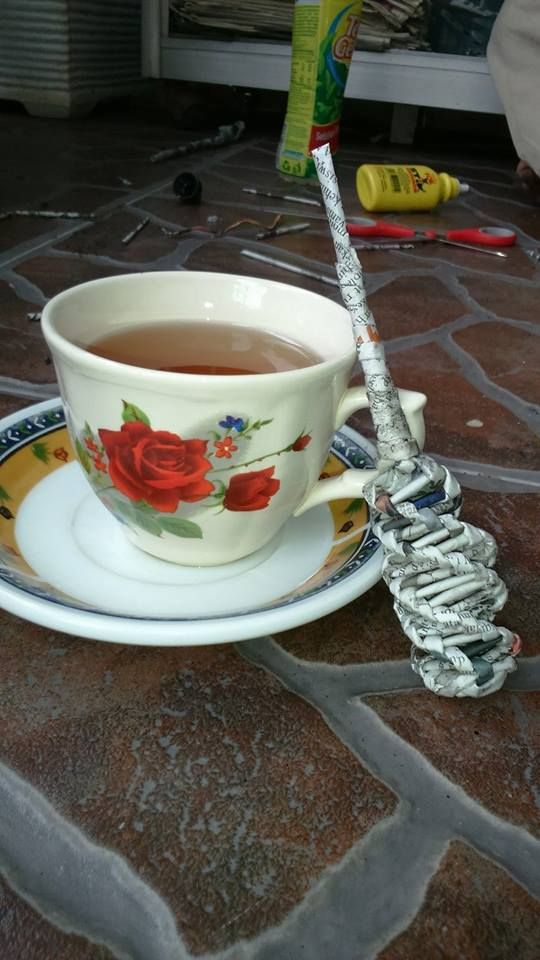 Tea and screw
