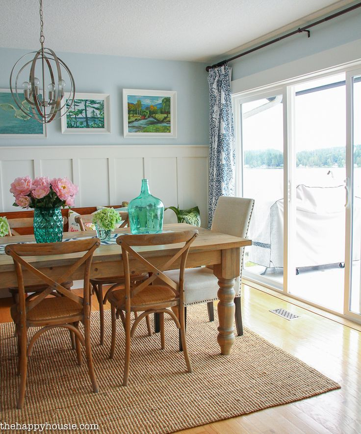 1000 Ideas About Coastal Dining Rooms On Pinterest
