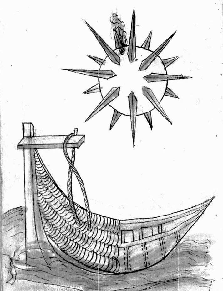 Feuerwerks- und Büchsenmeisterbuch. Rezeptsammlung Bayern, 3. Viertel 15. Jh. ; Nachträge 1536-37 Cgm 734 Folio 281