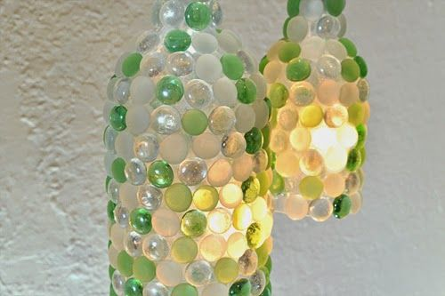 15 Ways to Upcycle Glass JARS and BOTTLES   DIY Roundup - Part 2
