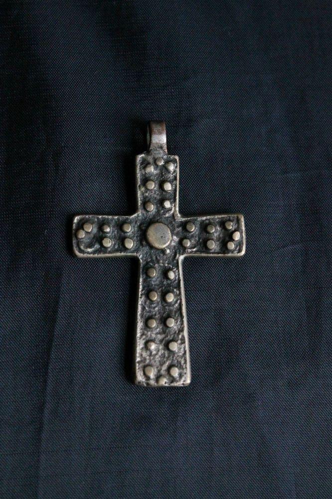 Ethiopian: Cross Pendant. Äthiopien: Kreuz Anhänger Halskreuz koptisch orthodox http://stores.shop.ebay.de/ethiopia-art