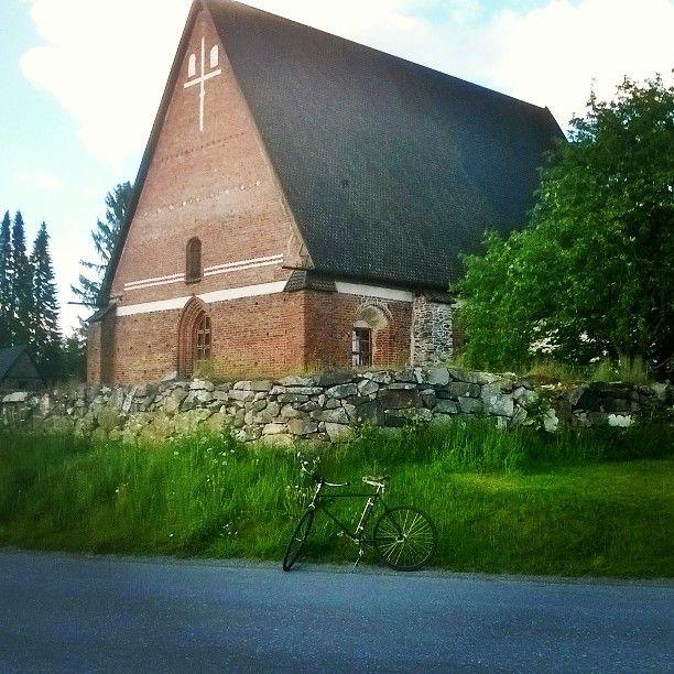 Pyhän ristin kirkko, Hattula