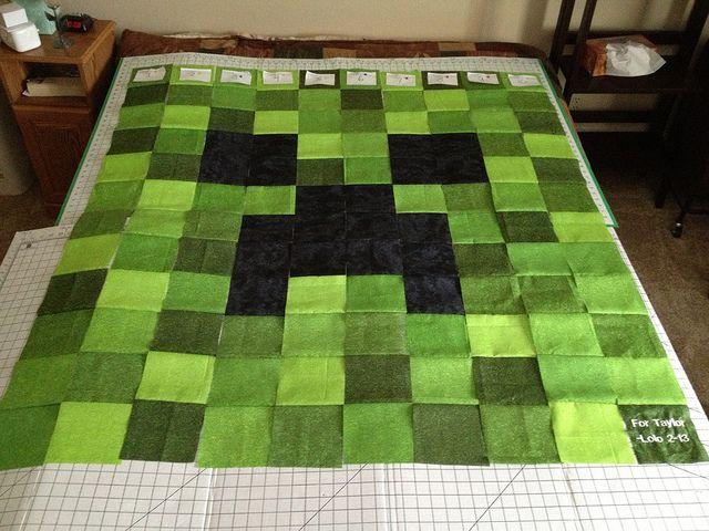 Best Minecraft Images On Pinterest Minecraft Quilt Minecraft - Minecraft material fur hauser