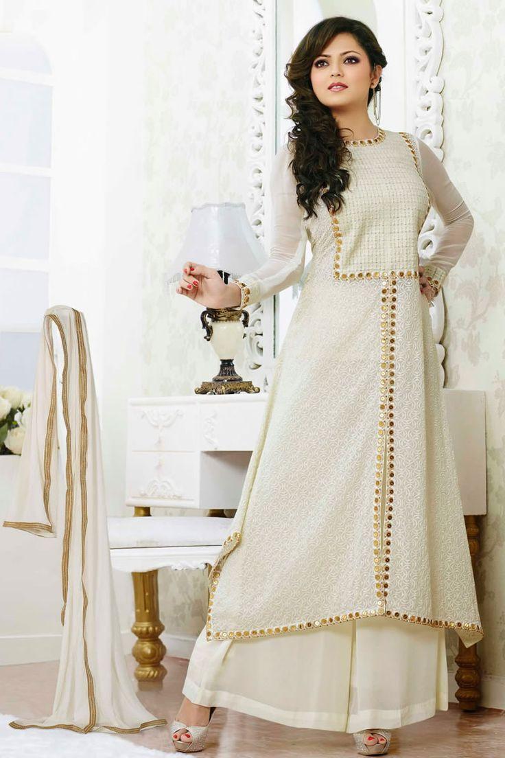 145 best images about Celebrity Anarkali Salwar Kameez Online on ...