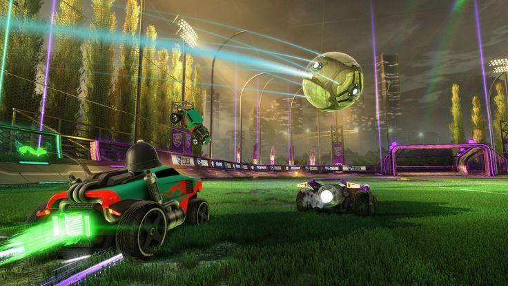 Rocket League has Passed 1 Million Physical Sales - http://techraptor.net/content/rocket-league-passed-1-million-physical-sales | Gaming, Gaming News