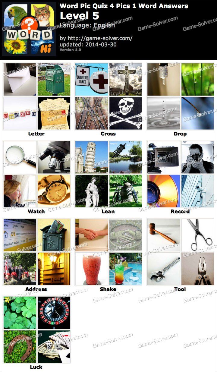 Best 4 pics 1 word 5 letters game solver image collection 4 pics 1 word 5 letters solver walkthrough cheats news to gow expocarfo Gallery
