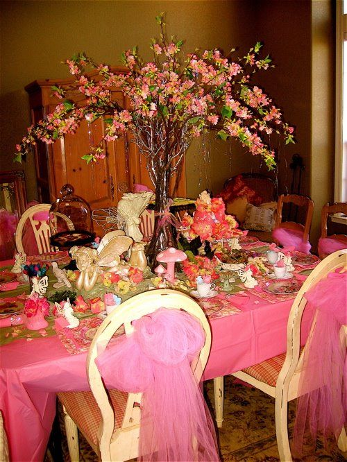 137 best fairy party ideas images on pinterest girl birthday