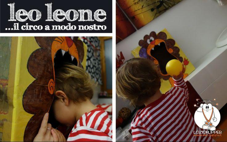 da scatola di pannolini a LEO leone  #paperidea #papercraft #kidactivities  www.ele-ganza.blogspot.com