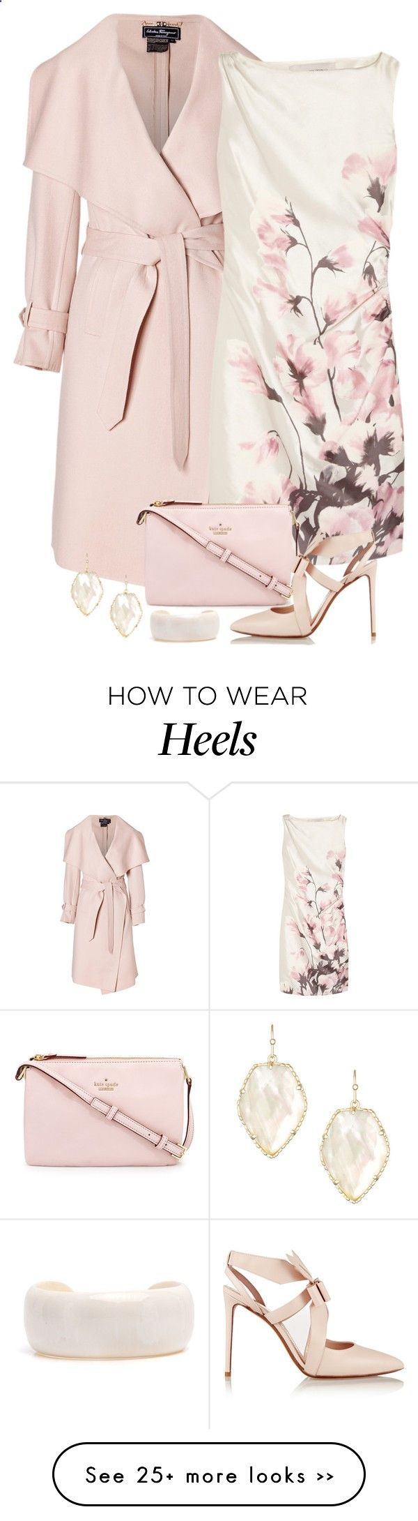 Flowers and Heels by terry-tlc on Polyvore