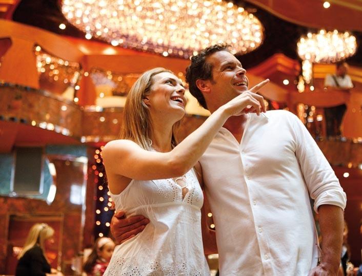 ¿Qué es lo que hace único un crucero Costa?: Son sus emociones
