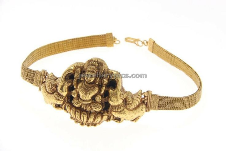 2 in 1 beautiful armlet/ choker designs by ck chetty an sons - Latest Jewellery Designs