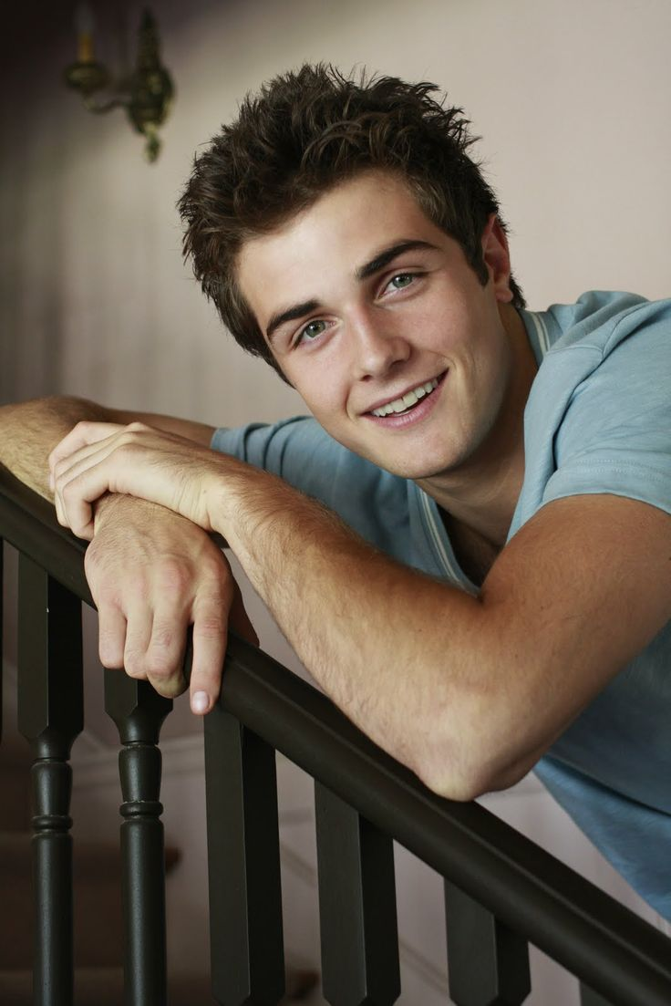 Beau Mirchoff :) if you haven't watched the show  Awkward. on MTV, check it out!