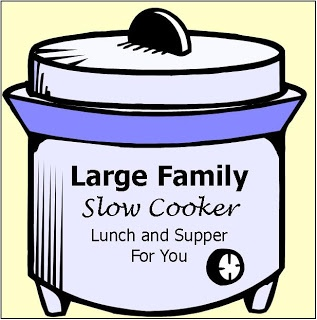 Large Family Logistics: recipes