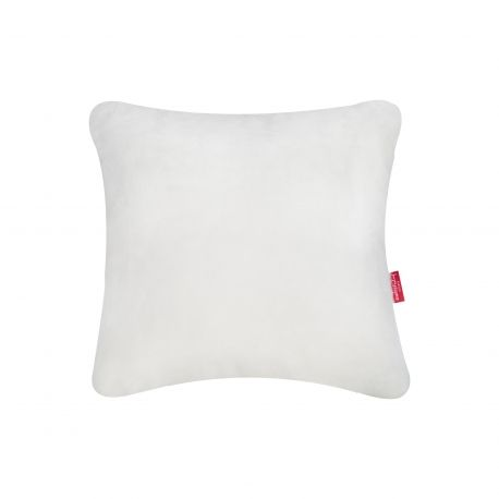 Eclectic Pillow #pillow #soft #fluffy #fuzzy #warm #onesidefakefur #onesideplaids #christmas #present #interiordesign #homedeco #joy #charity #donation