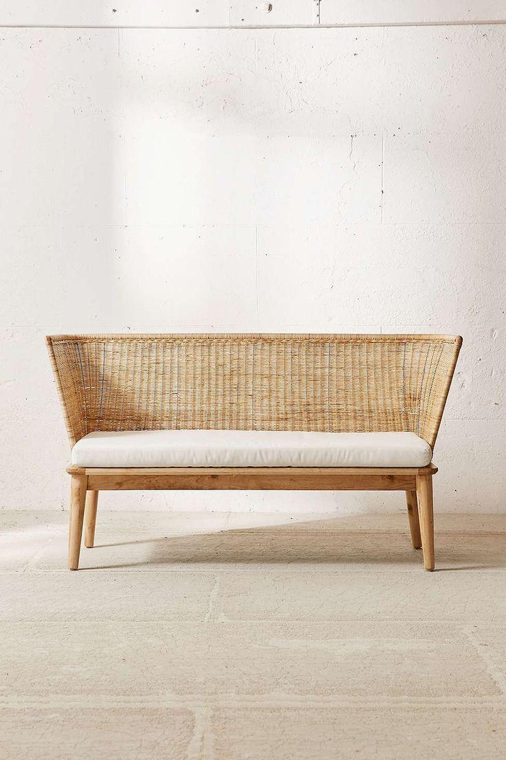 Woven Windsor Sofa