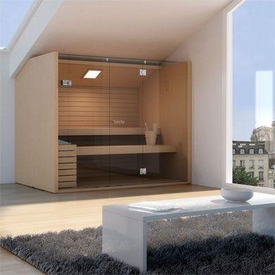 Rogerseller | Sky Line 60 Sauna | Saunas | Share Design | Home, Interior Design, Architecture, Design Ideas & Design Inspiration Blog