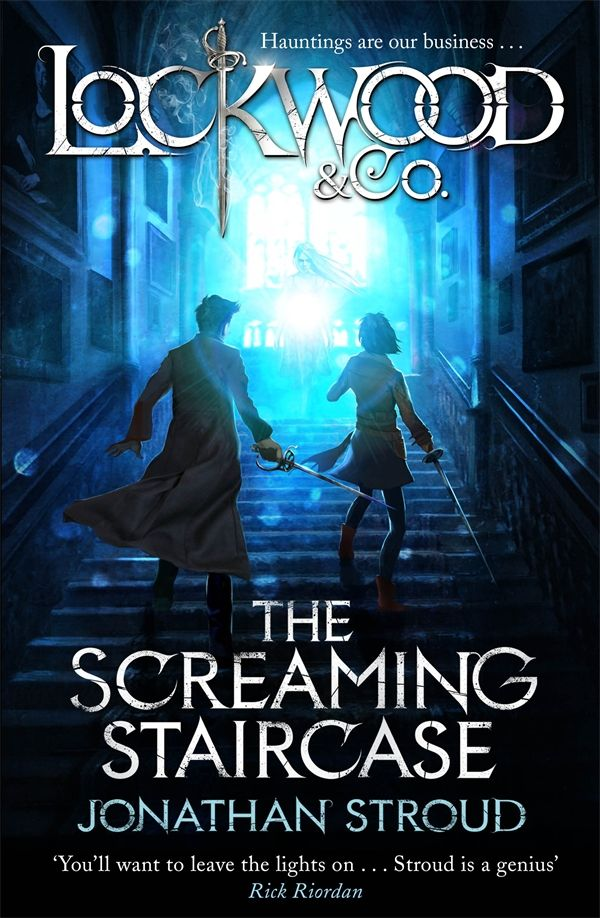 A fabulous new book from Jonathan Stroud, author of the popular Bartimaeus series.