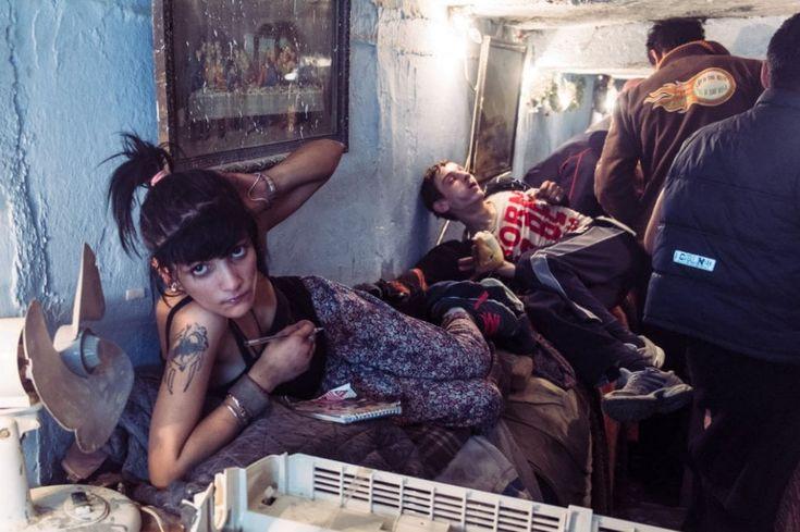 Le vite sotto Bucarest, a Bologna il libro fotografico di Massimo Branca