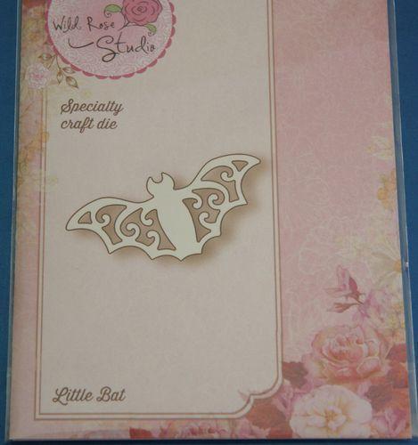 Wild Rose Studio 'Little Bat' Halloween Die | eBay