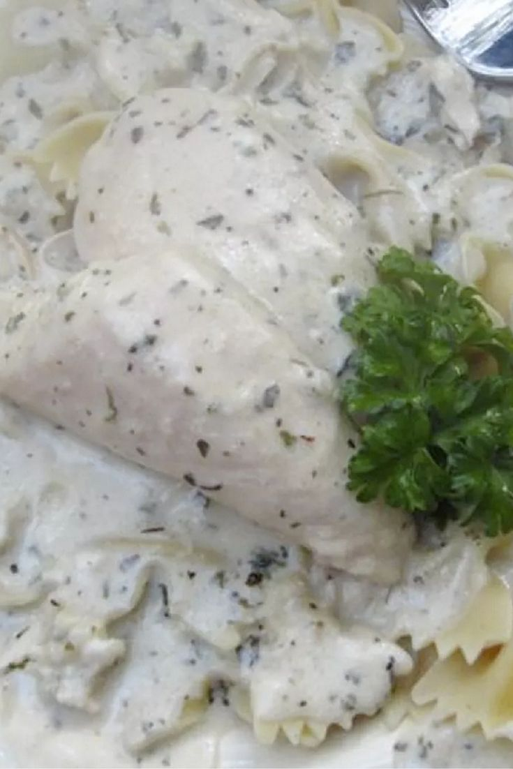In need of a no fuss meal you can have to the table from frozen in less than 30 minutes? Try this Instant Pot version of our Creamy Italian Chicken!