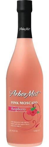 Arbor Mist Raspberry Pink Moscato NV 750 ml. by Arbor Mist,
