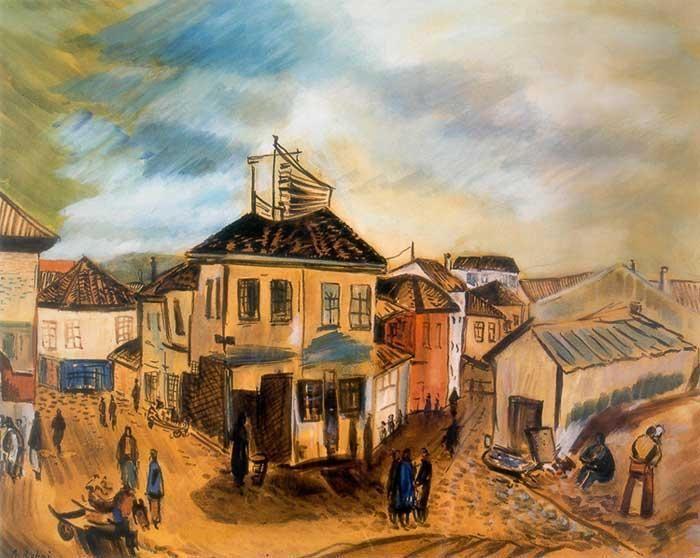 Bedri Rahmi EYÜBOĞLU - Sanatçı Detayı - Turkish Paintings
