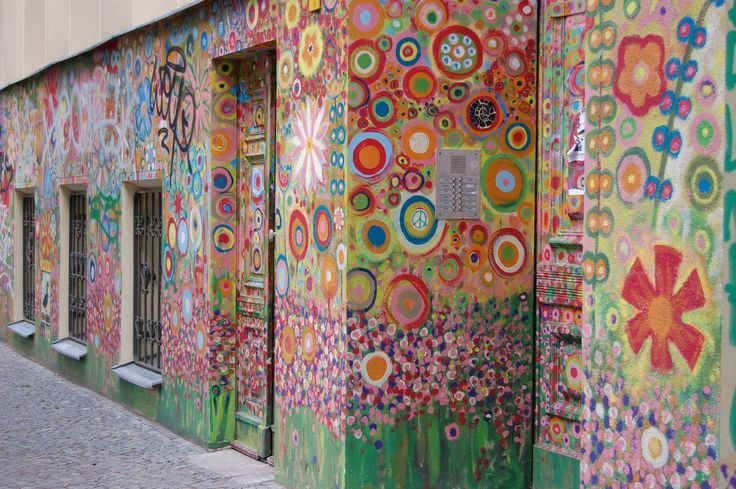 Berlin Graffiti: Art or Vandalism?