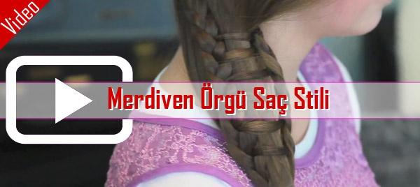 Merdiven Örgü Saç Stili Yapımı - http://www.goncas.com/merdiven-orgusu-sac-stili.html