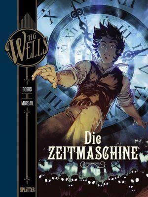 H.G. Wells - Die Zeitmaschine - 5/5 Sterne - DeepGround Magazine