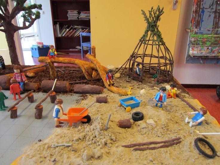 Samen spelen Speelplaats 02  verteltafel Nutsschool Maastricht