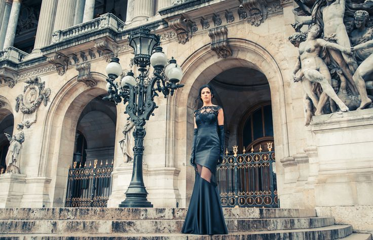 ALKMINI collection at Palais Garnier, Paris, France