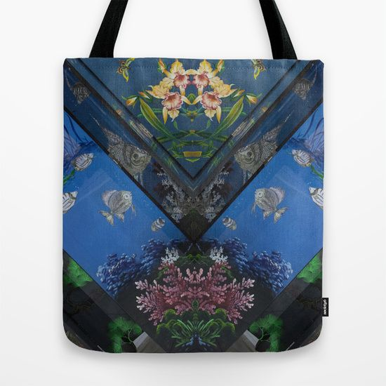 Underwater Imagination by Deborah Janke.  This design is available in many products