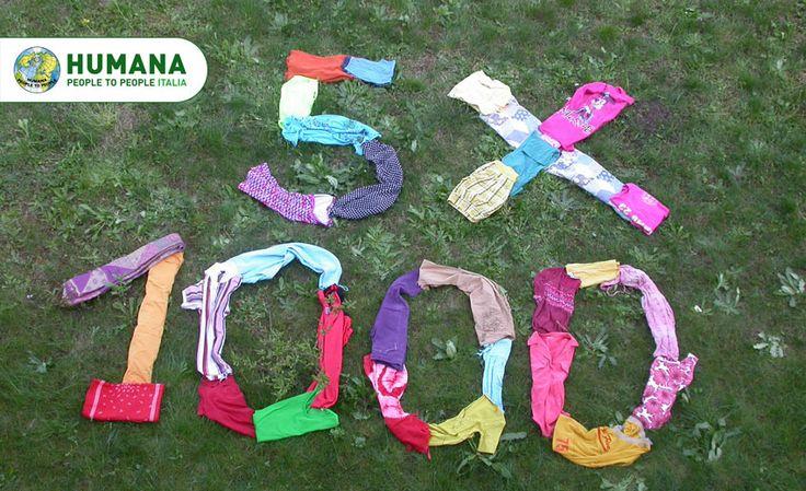 Scatta il tuo #5x1000 per HUMANA: partecipa anche tu alla nostra campagna fotografica http://on.fb.me/1jxWRAM   #5permille #cinquepermille #humanaitalia