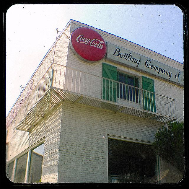 Coca-Cola Company History   Coca-Cola Bottling Company of Sacramento   Flickr - Photo Sharing!