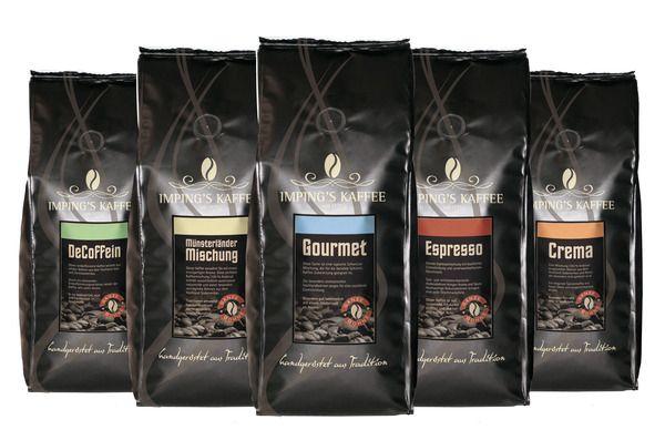 Gama noua pe naturisti.ro: Cafea premium de Imping's Kaffee Tradition GmbH!!!