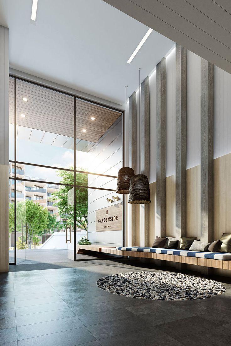 Lobby Interior Design Ideas: Best 25+ Lobby Design Ideas On Pinterest
