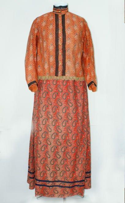 Национальный костюм: Омская область фото: Праздничный костюм русских старожилов