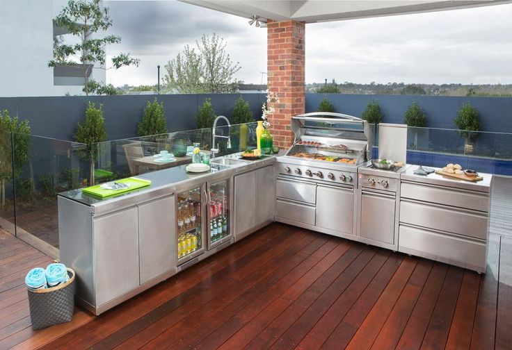 Platinum II Outdoor Kitchen