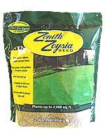 Zoysia grass seed