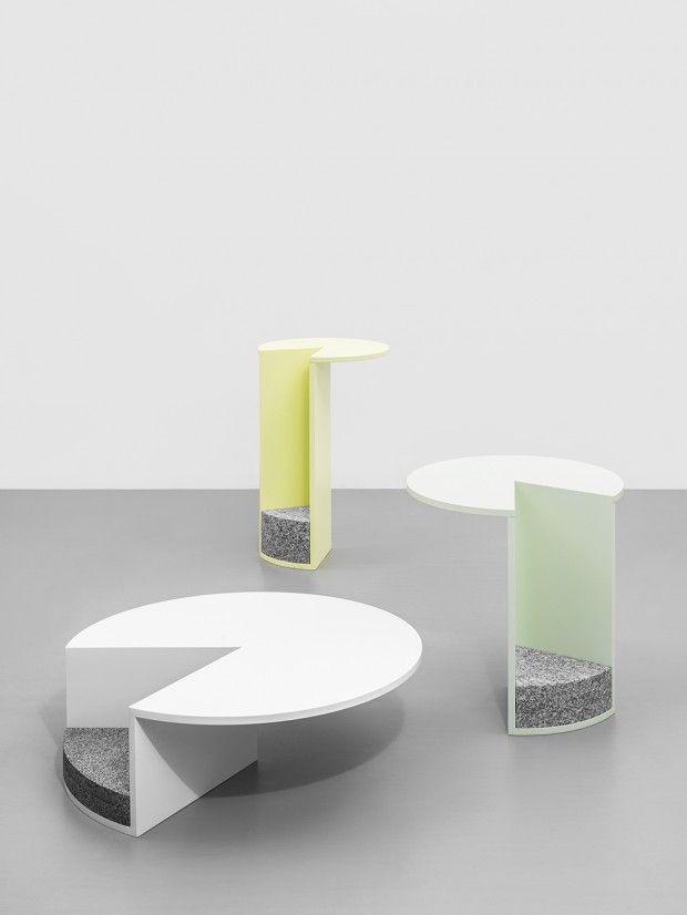 Pac Tables par Klemens Schillinger - Journal du Design