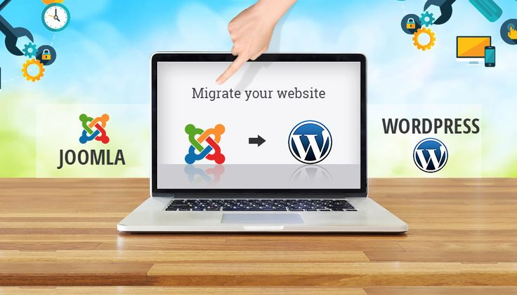 Quick Steps To Migrate Your Website From Joomla To WordPress
