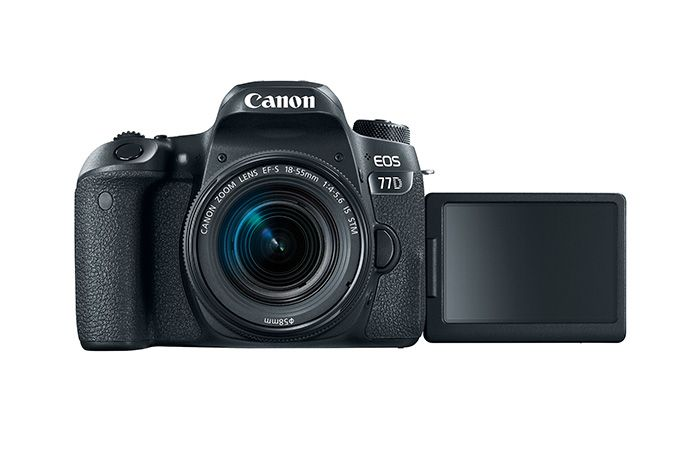 EOS 77D EF-S 18-55 IS STM Kit | Canon Online Store
