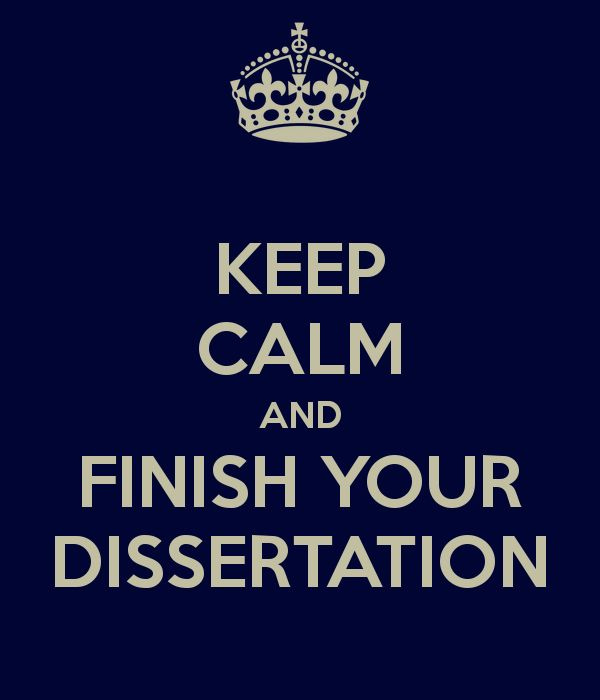 Dissertation amor