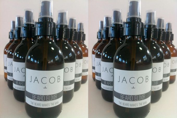 JACOB Beard Elixir - The Beard Makes The Man by JACOB