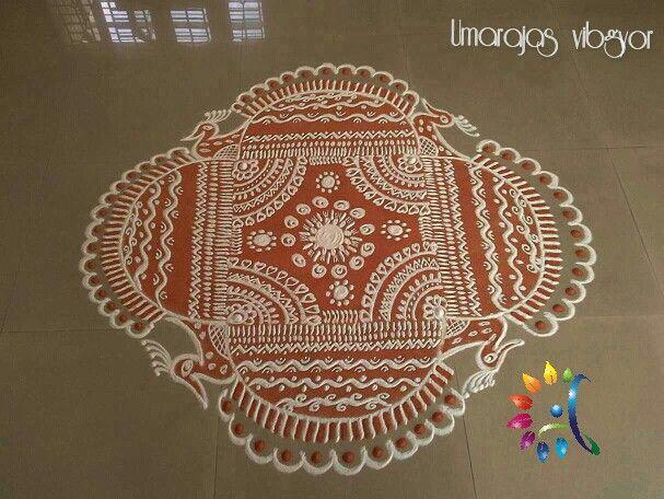 Mandana pattern