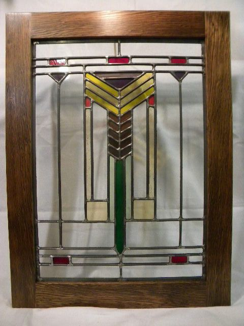 Mission Stained Glass Window by charlesartglass on Etsy, $250.00  15 x 21 1/4 Glass