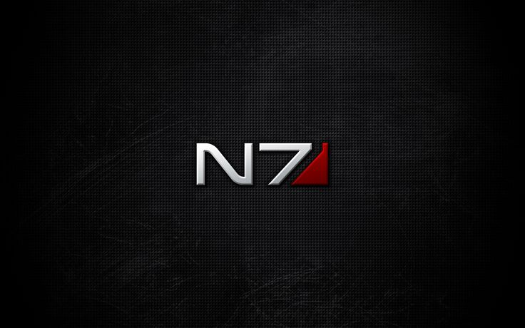 N7 is from Mass Effect.  The N represents special forces and 7 represents the highest class.