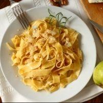 Pasta Met Zalm In Roomsaus recept | Smulweb.nl